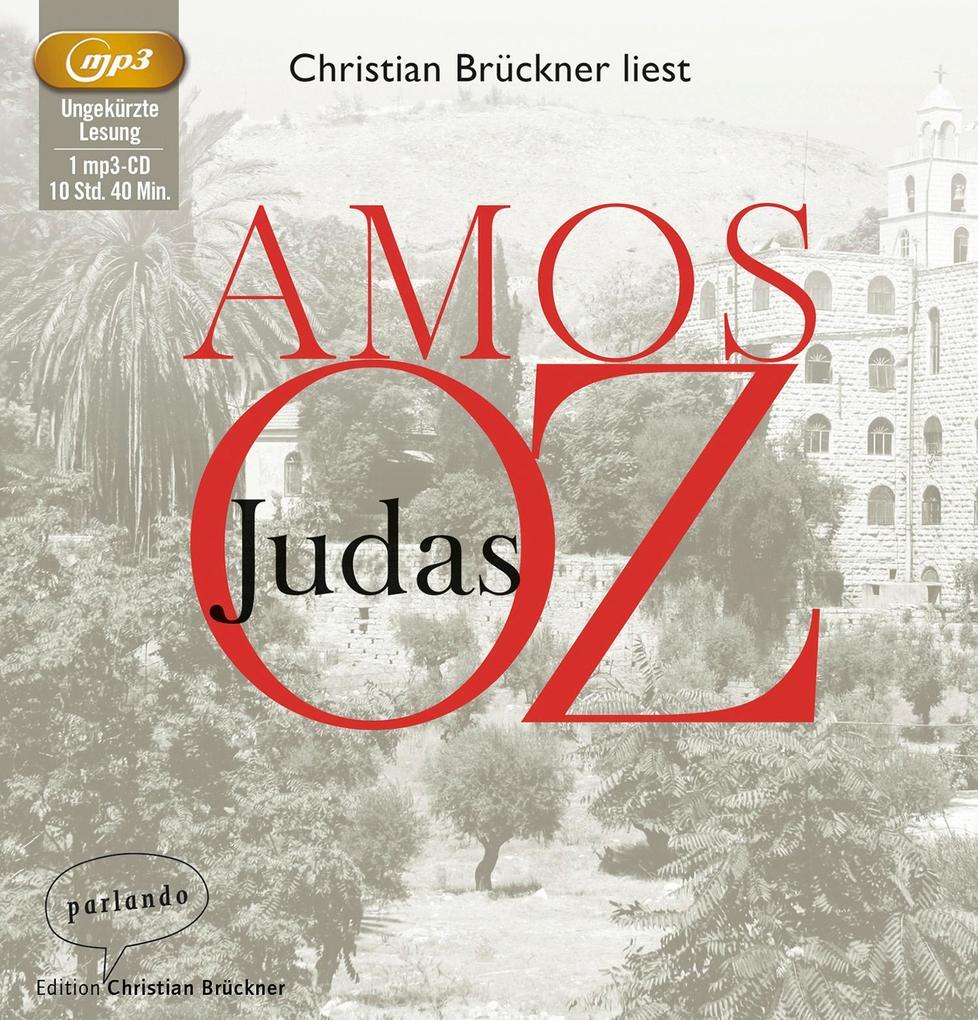 Judas als Hörbuch