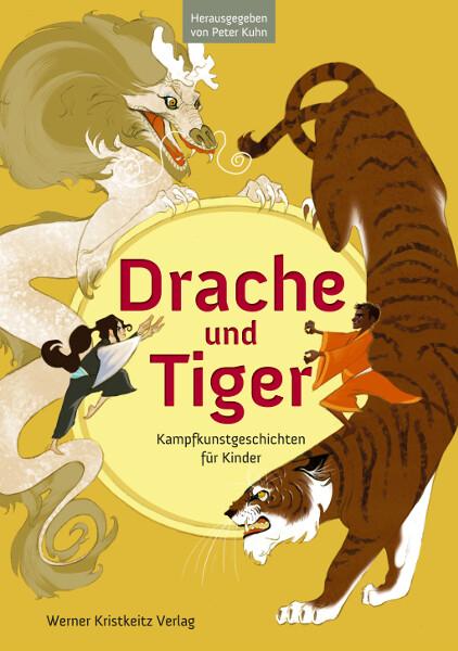 Drache und Tiger als Buch