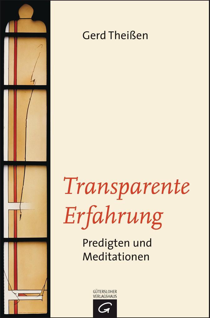 Transparente Erfahrung als eBook