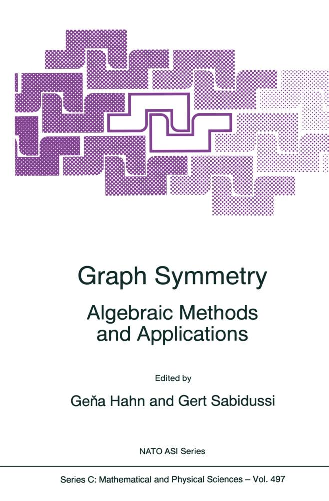 Graph Symmetry als Buch