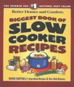 Biggest Book of Slow Cooker Recipes als Taschenbuch