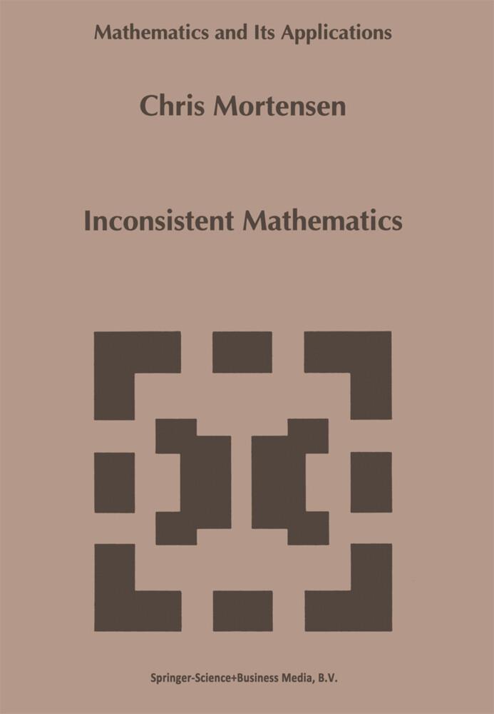 Inconsistent Mathematics als Buch