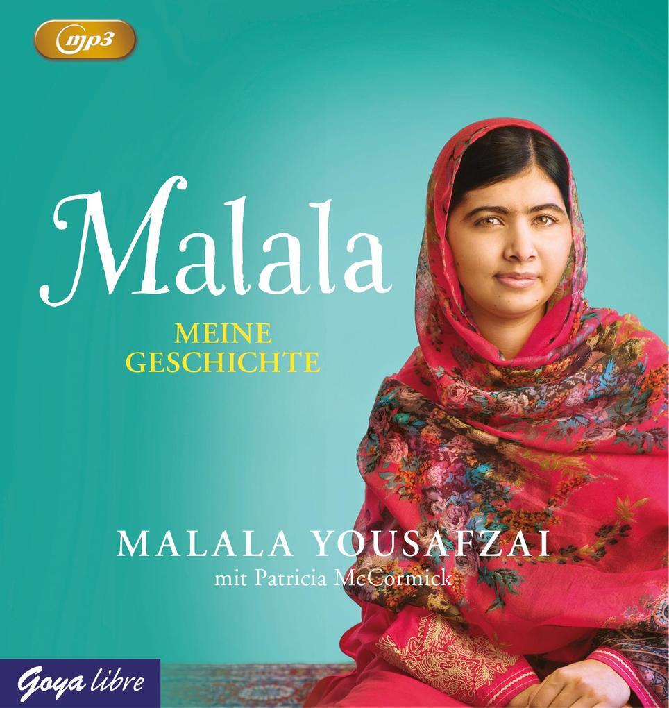 Malala. Meine Geschichte als Hörbuch