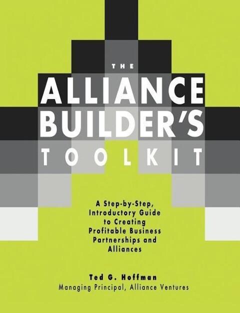 The Alliance Builder's Toolkit als Taschenbuch