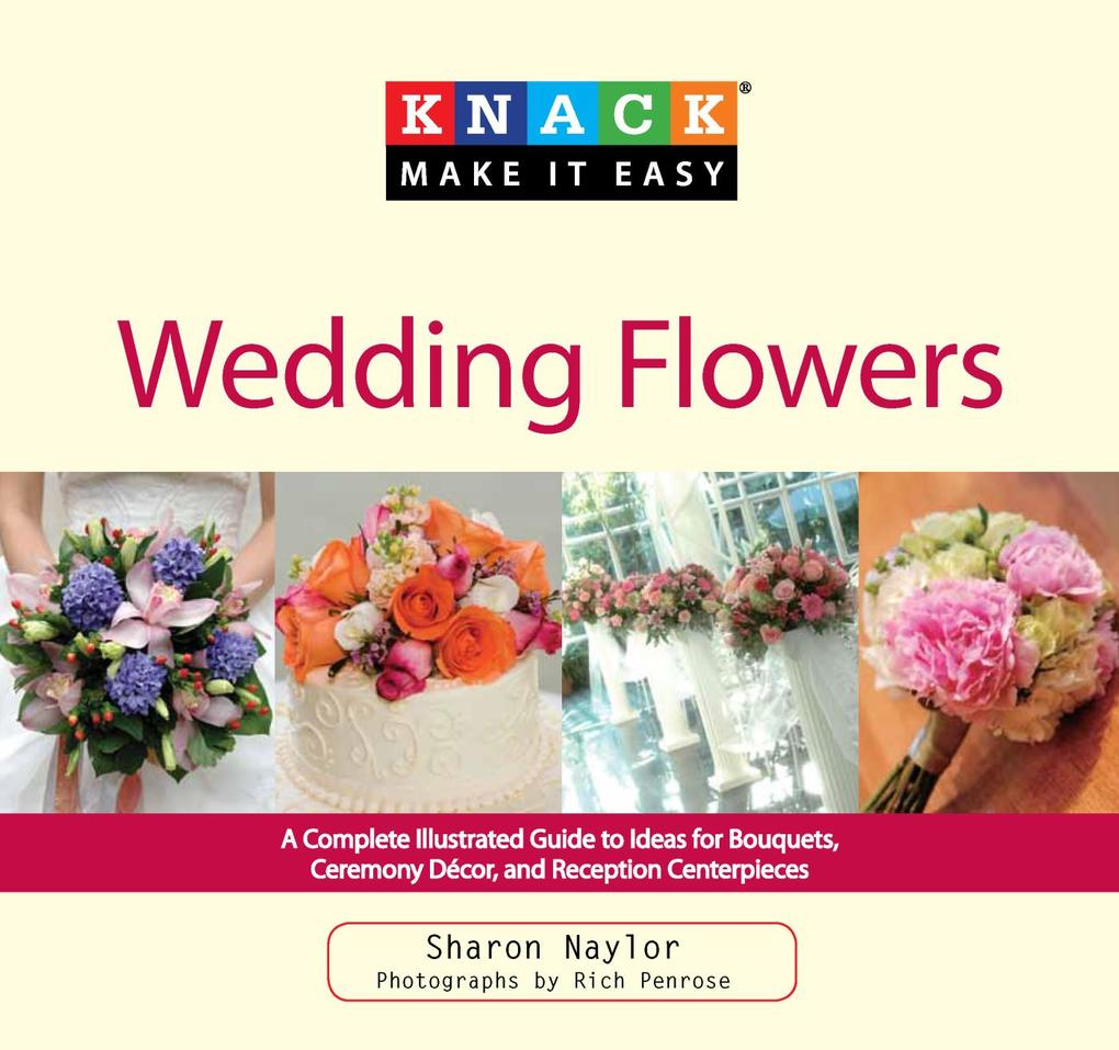 Knack Wedding Flowers als eBook