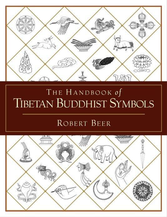 The Handbook of Tibetan Buddhist Symbols als Taschenbuch