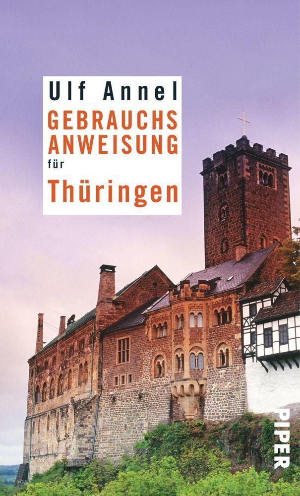 Gebrauchsanweisung für Thüringen als Taschenbuch