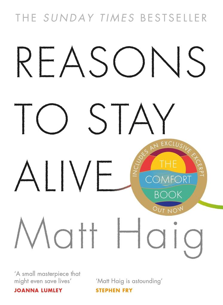 Reasons to Stay Alive als eBook
