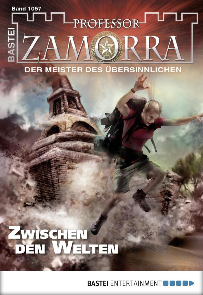 Professor Zamorra - Folge 1057 als eBook