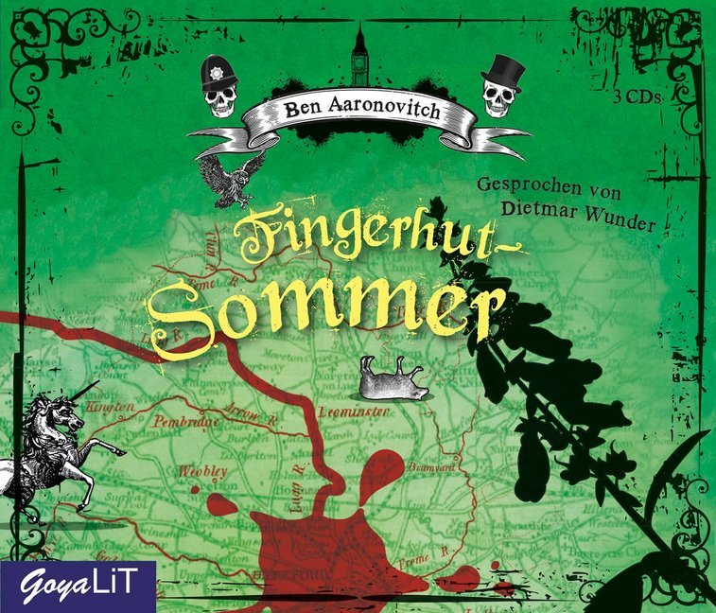Fingerhut-Sommer als Hörbuch
