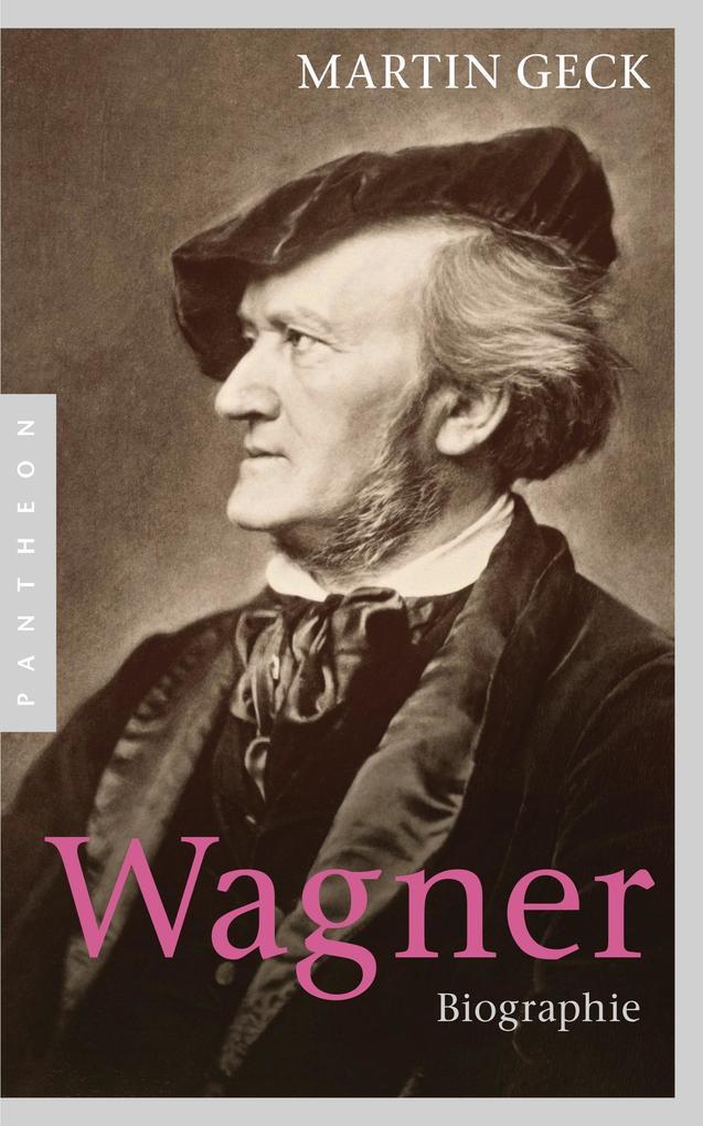 Richard Wagner als Buch