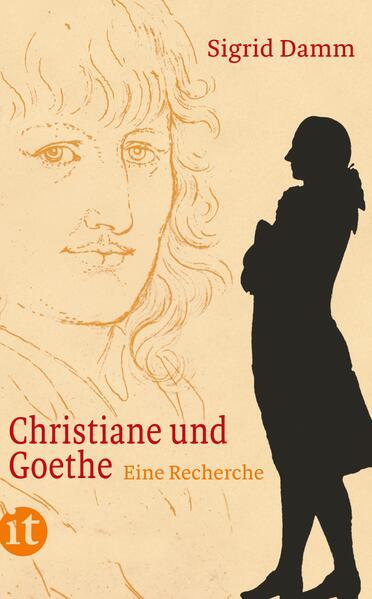 Christiane und Goethe als Taschenbuch