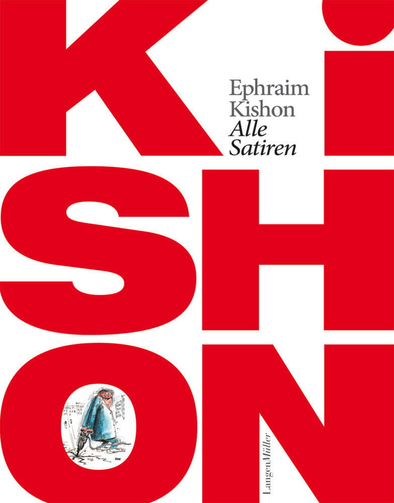 Alle Satiren als Buch von Ephraim Kishon