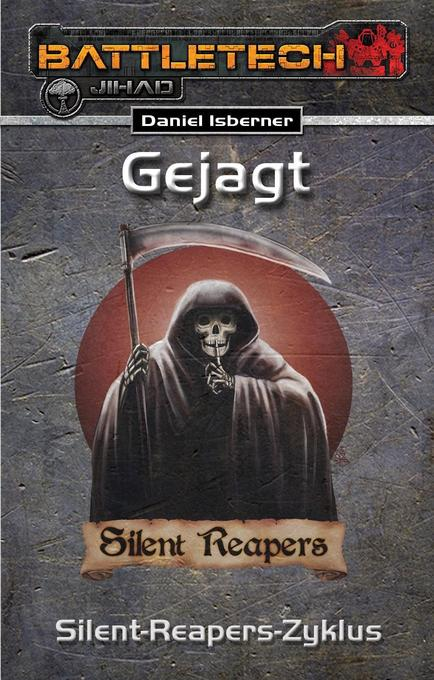 Gejagt - Der Silent-Reapers-Zyklus als Buch