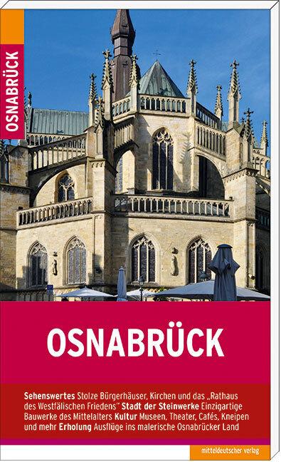 Osnabrück als Buch von Karsten Igel