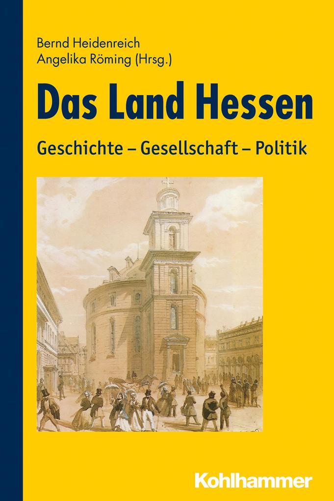 Das Land Hessen als eBook epub