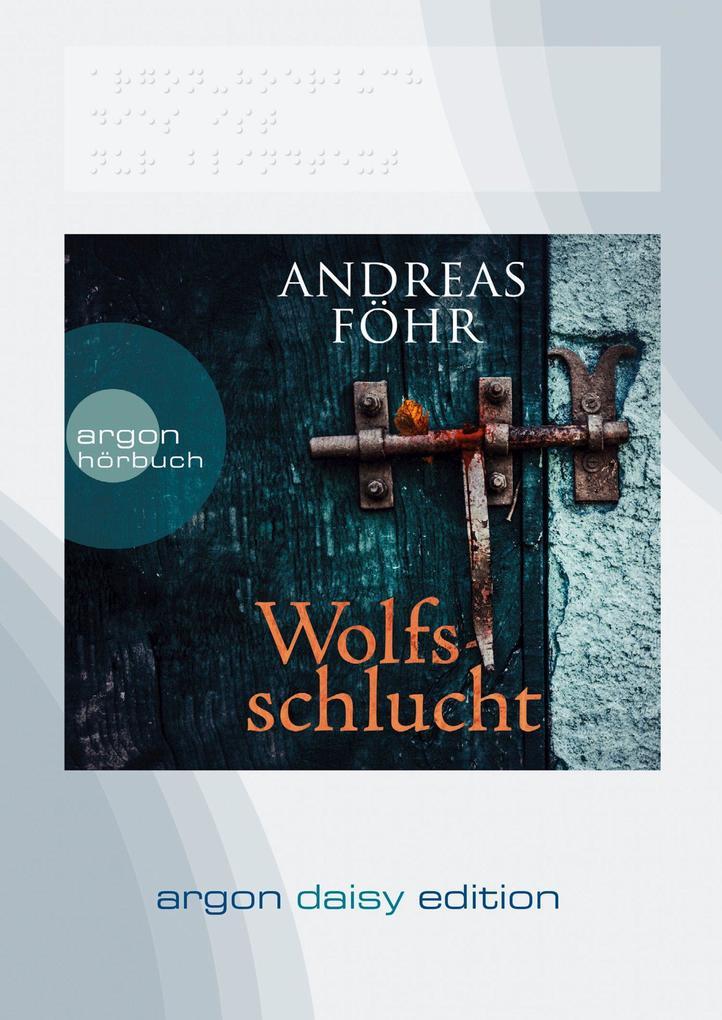 Wolfsschlucht (DAISY Edition) als Hörbuch