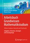 Arbeitsbuch Grundwissen Mathematikstudium - Höhere Analysis, Numerik und Stochastik