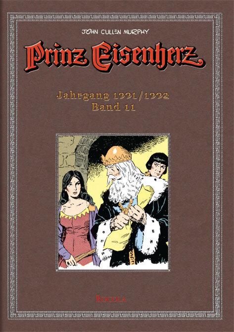 Prinz Eisenherz. Murphy-Jahre / Jahrgang 1991/1992 als Buch