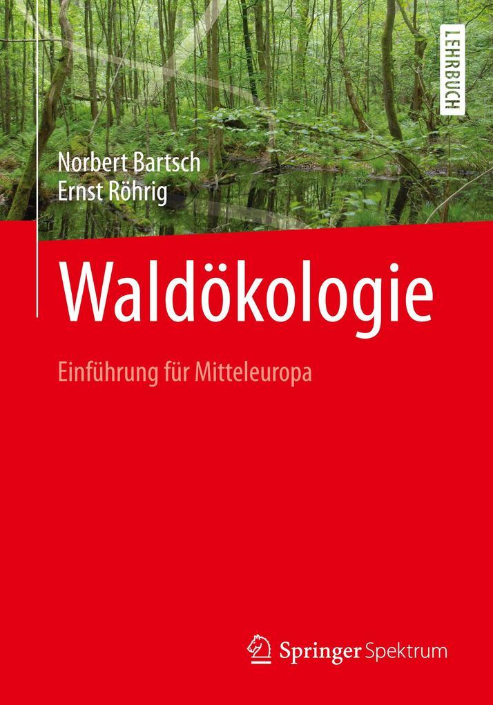 Waldökologie als Buch
