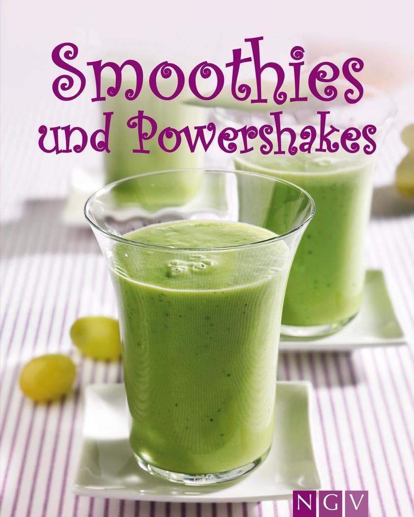 Smoothies & Powershakes als eBook