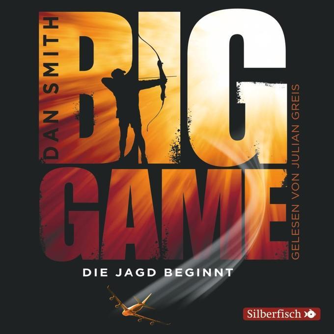 Big Game - Die Jagd beginnt als Hörbuch