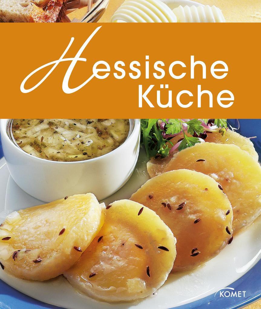 Hessische Küche als eBook epub