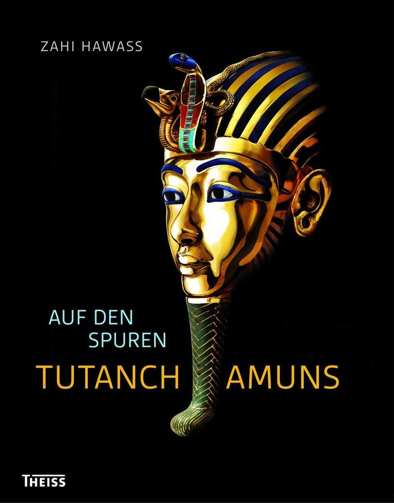 Auf den Spuren Tutanchamuns als Buch