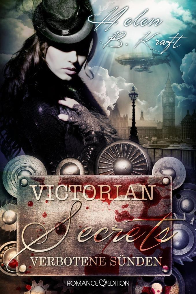 Victorian Secrets: Verbotene Sünden als eBook