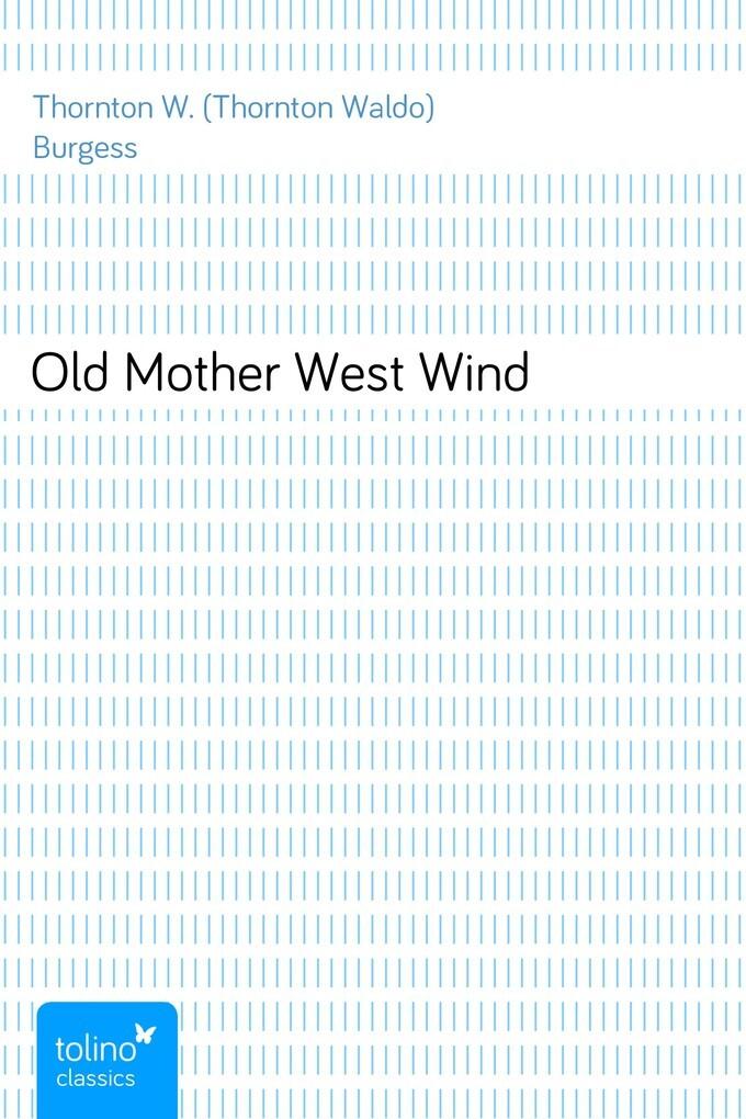 old mother west wind pdf