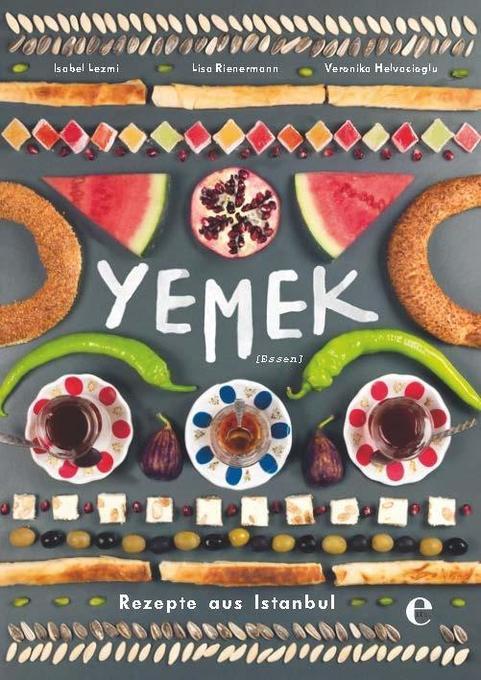 Yemek-Rezepte aus Istanbul als Buch