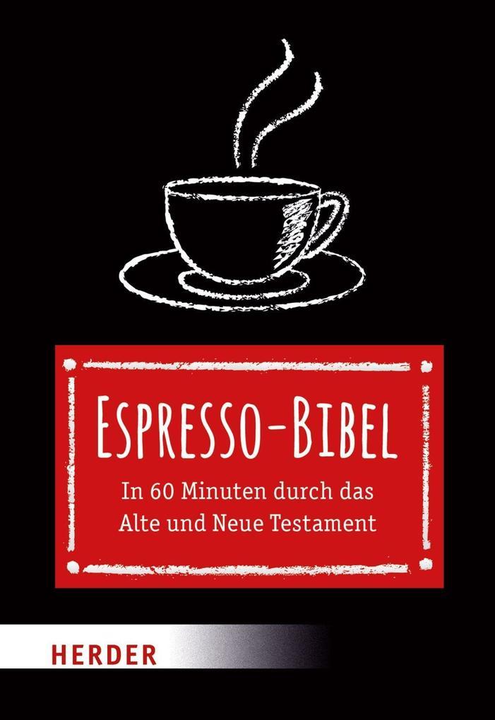 Espresso-Bibel als Buch