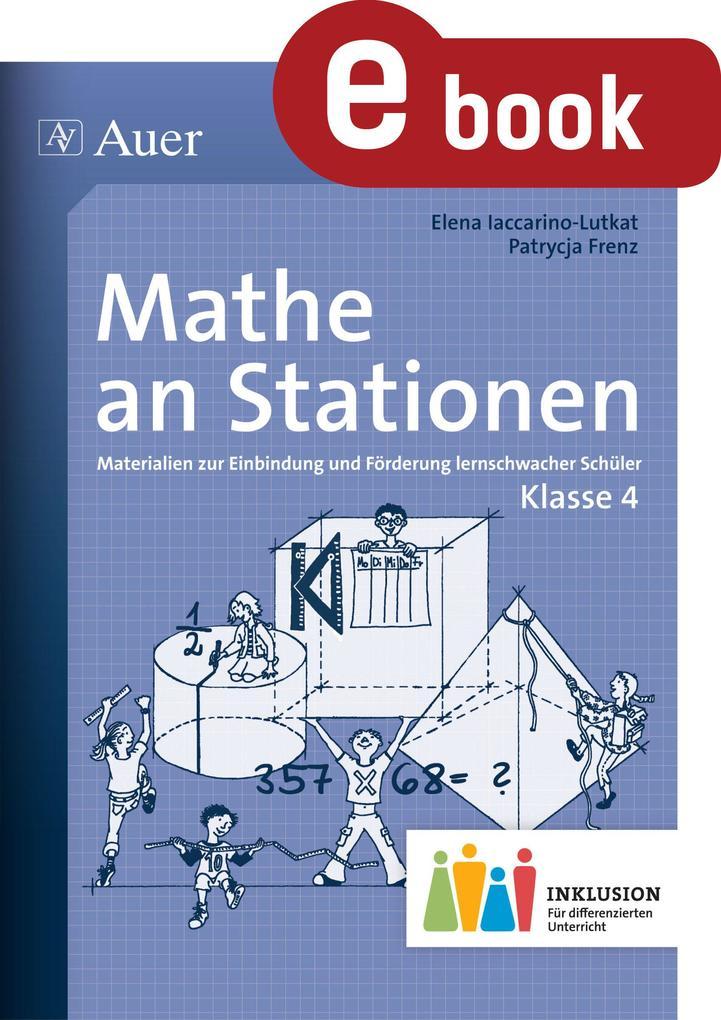 Mathe an Stationen 4 Inklusion