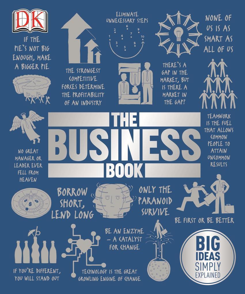 The Business Book als eBook von