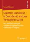 Streitbare Demokratie in Deutschland und den Vereinigten Staaten