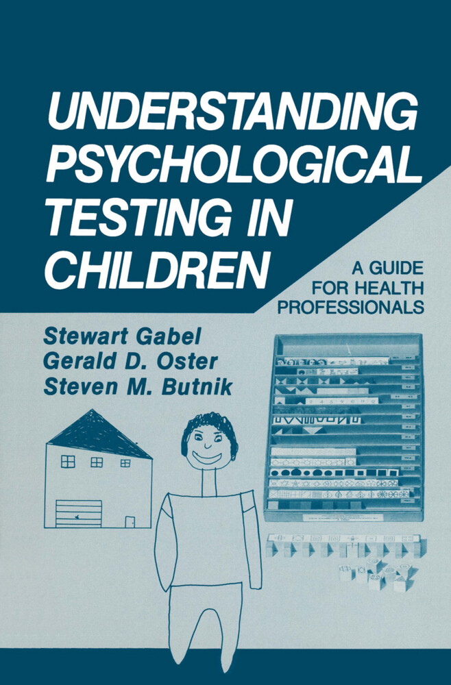 Understanding Psychological Testing in Children als Buch