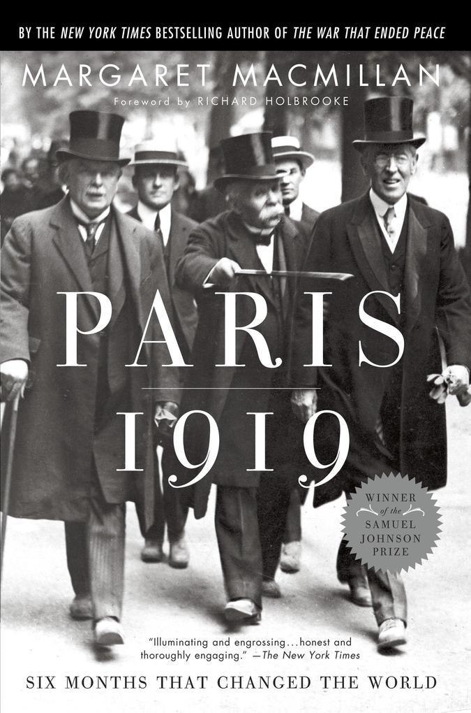 Paris 1919: Six Months That Changed the World als Taschenbuch
