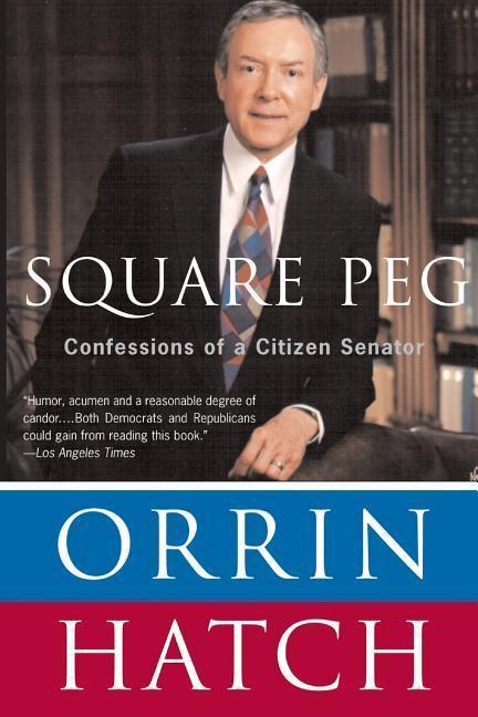 Square Peg: Confessions of a Citizen-Senator als Taschenbuch