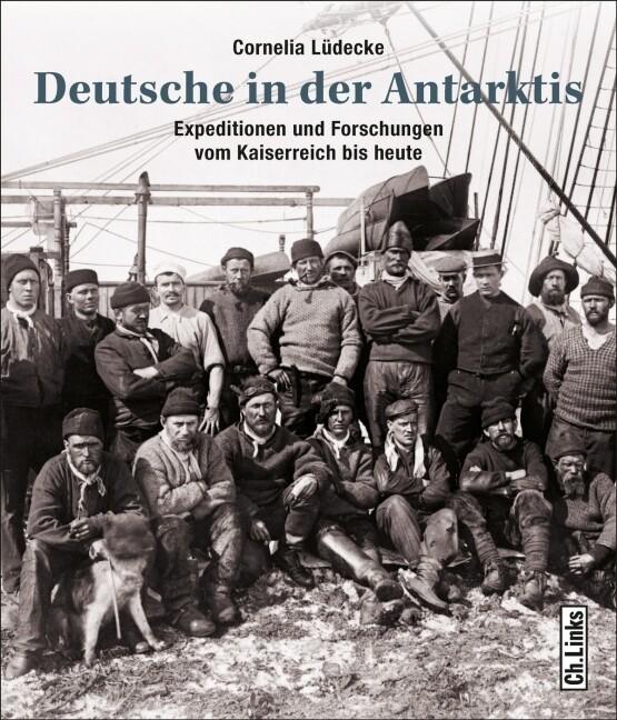 Deutsche in der Antarktis als Buch