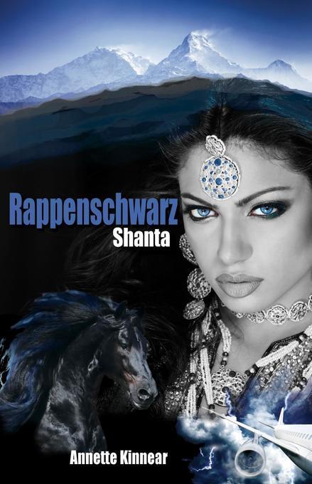 Rappenschwarz 03 Shanta als Taschenbuch