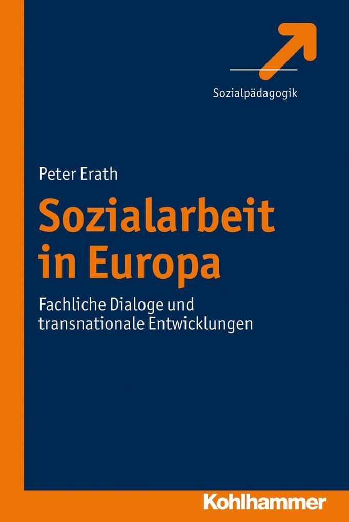 Sozialarbeit in Europa als eBook
