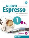Nuovo Espresso A1. Lehr- und Arbeitsbuch mit DVD und Audio-CD