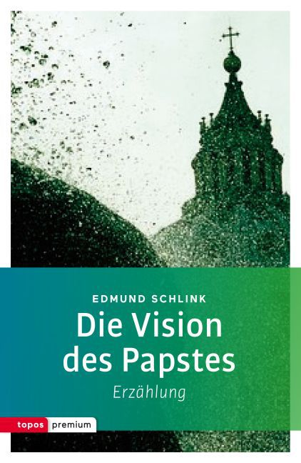 Die Vision des Papstes als Buch von Edmund Schlink