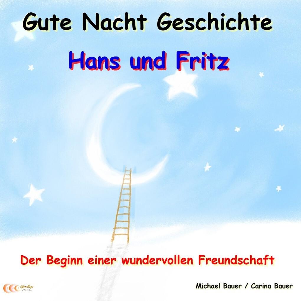 Gute-Nacht-Geschichte: Hans und Fritz - Der Beginn einer wundervollen Freundschaft als Hörbuch Download