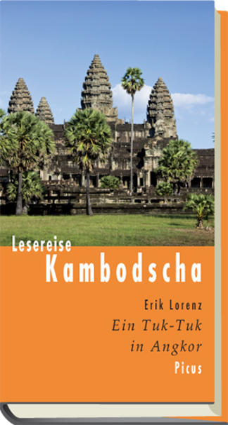 Lesereise Kambodscha als Buch