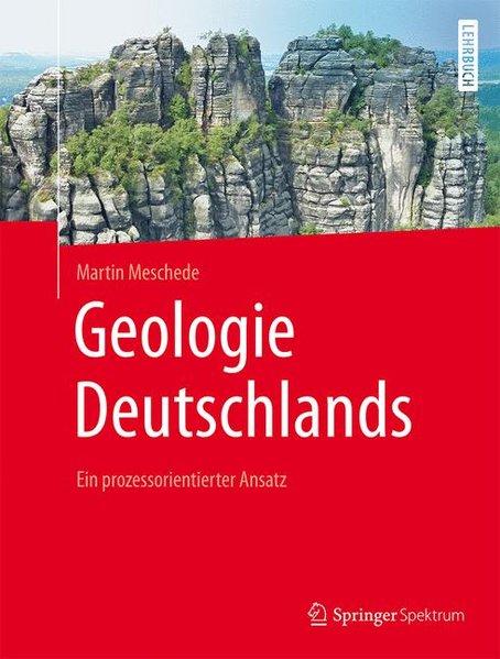 Geologie Deutschlands als Buch