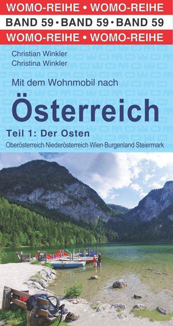 Mit dem Wohnmobil nach Österreich 01 als Buch