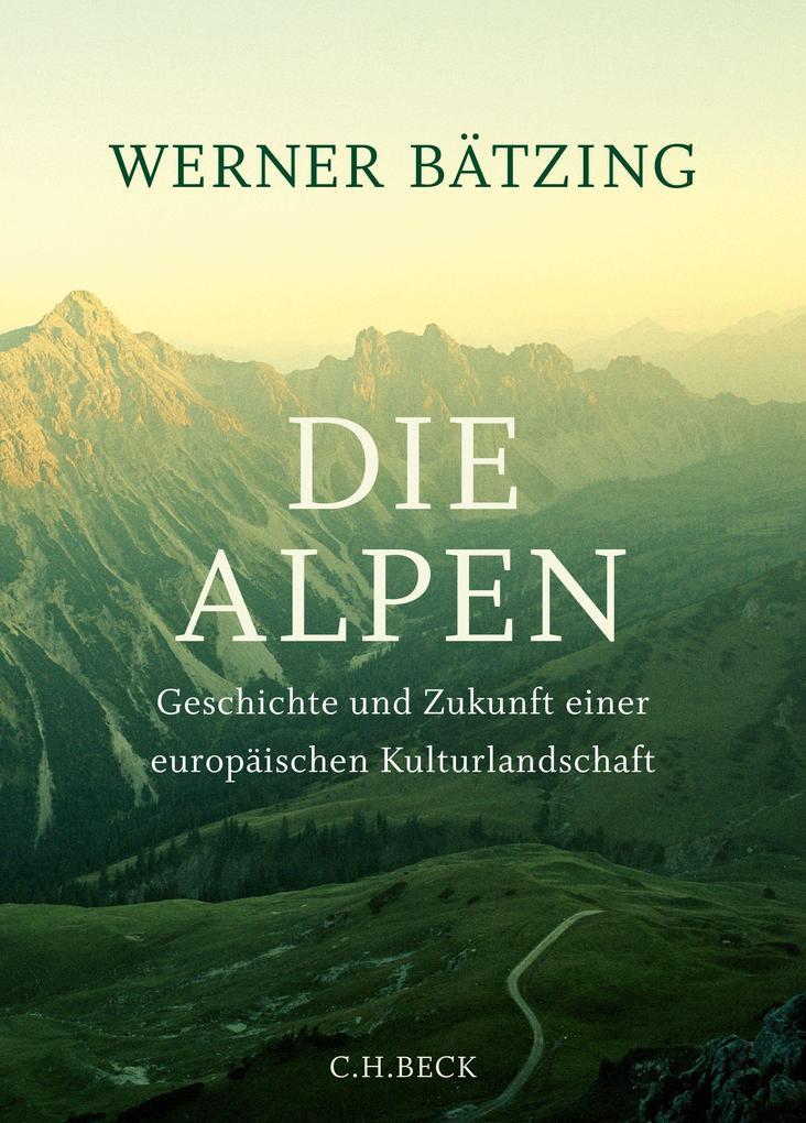 Die Alpen als Buch