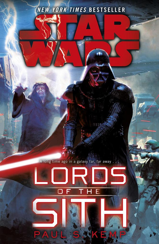 Star Wars: Lords of the Sith als eBook von Paul S. Kemp