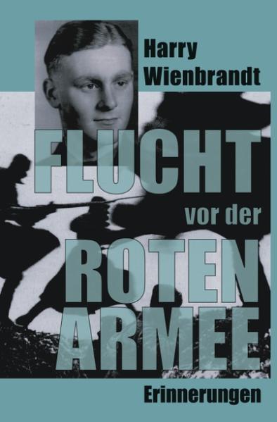Flucht vor der Roten Armee als Buch